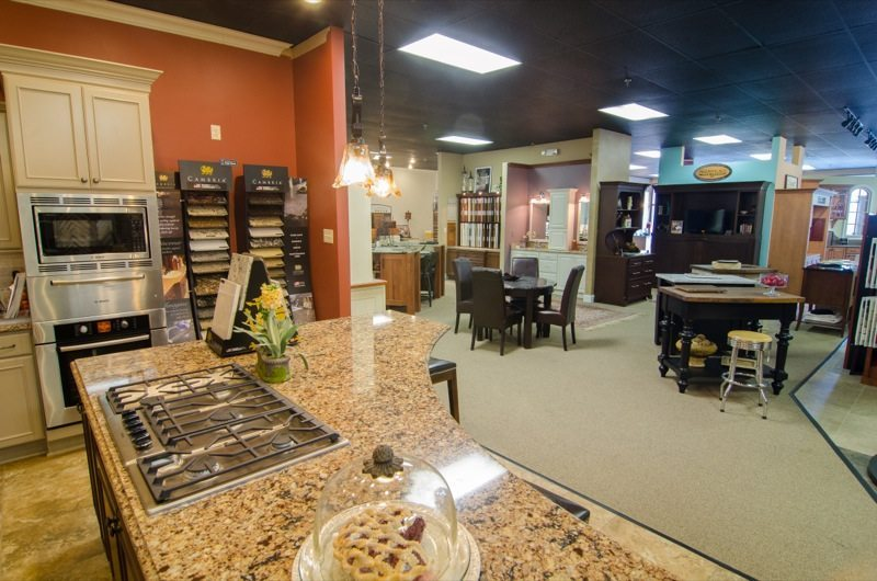 Standard kitchen bath standard kitchen bath showroom for Kitchen remodeling knoxville tn