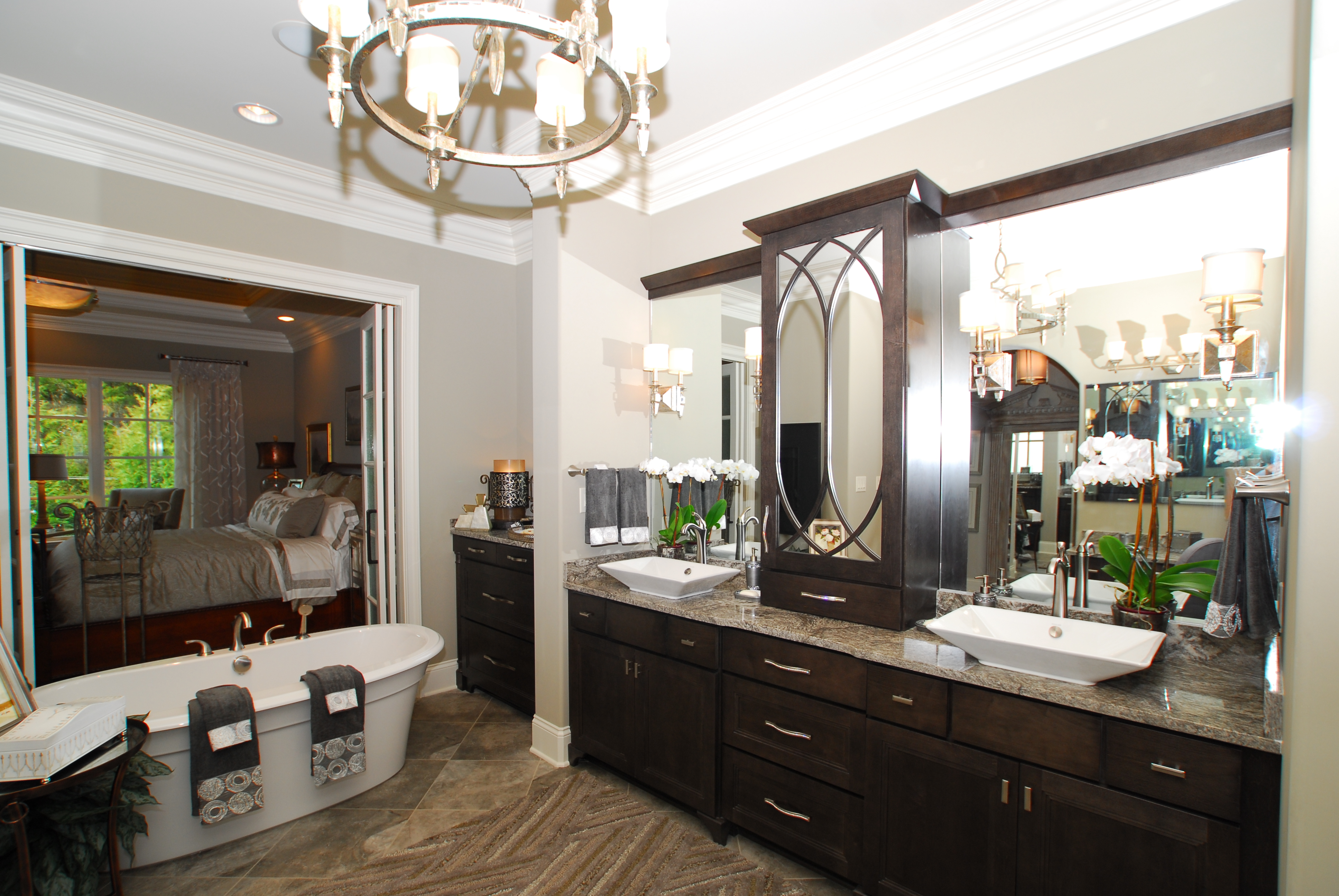 Bathroom Cabinets Knoxville Tn bathroom gallery | standard kitchen & bath | knoxville bathroom