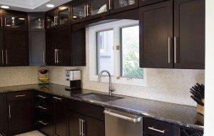Mouser Centra Select Alder Espresso   Standard Kitchen & Bath   Custom Cabinets Knoxville