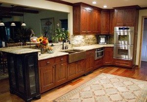 Mouser Vintage in Beaded Inset   Standard Kitchen & Bath   Knoxville Cabinets