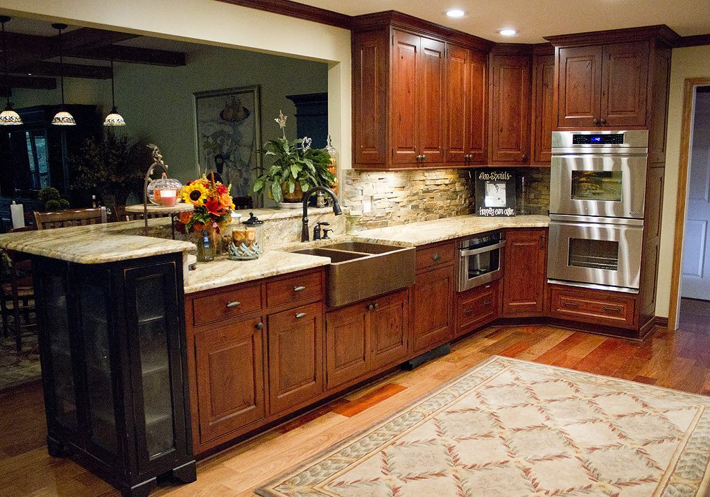 Mouser Kitchen Cabinets