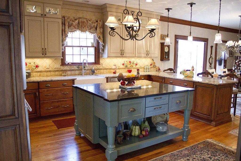 Standard kitchen bath kitchen gallery standard for Bath remodel knoxville tn