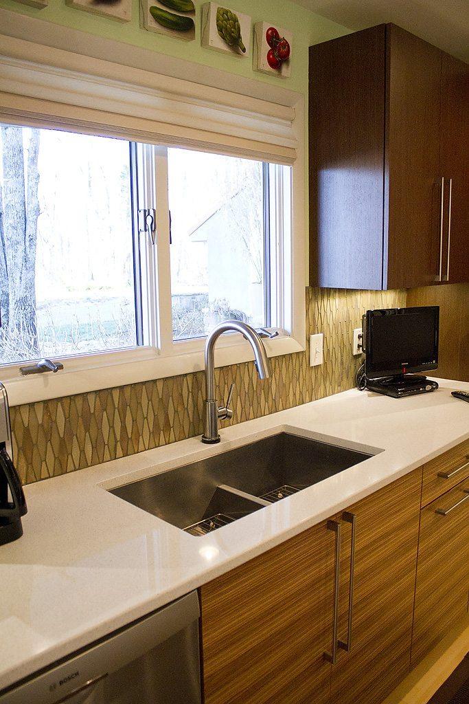 Standard Kitchen Amp Bath Mouser Kitchen Remodel In Wenge