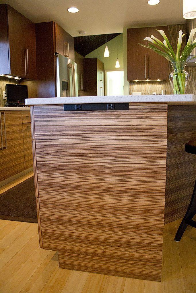 Standard kitchen bath mouser kitchen remodel in wenge for Bathroom remodel knoxville tn
