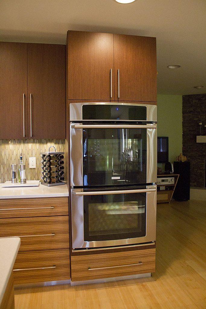 Mouser Kitchen Remodel In Wenge U0026 Zebrawood   Standard Kitchen U0026 Bath   Knoxville  TN