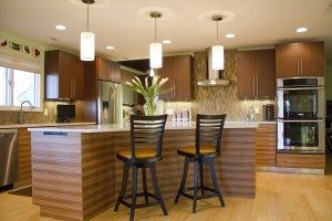 Mouser Kitchen Remodel in Wenge & Zebrawood | Standard Kitchen & Bath | Knoxville TN