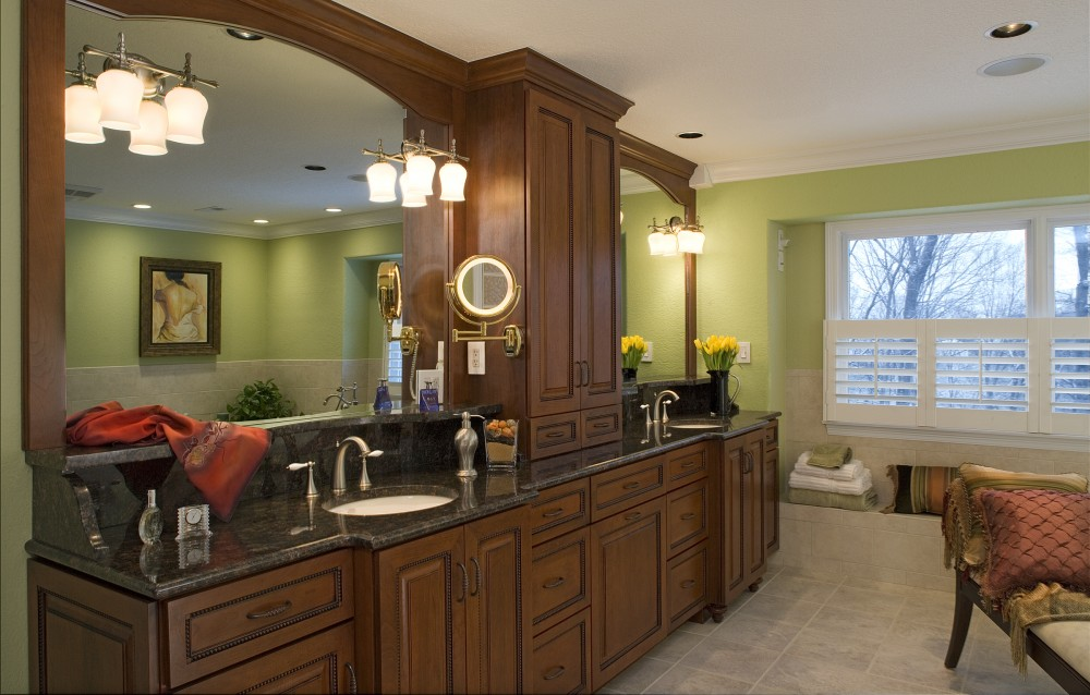 Standard kitchen bath bathroom gallery standard for Bath remodel knoxville