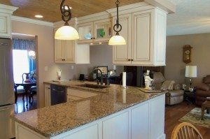 Kitchen Transformation in Sole Design Cabinetry | Standard Kitchen & Bath | Kitchen Countertops Knoxville