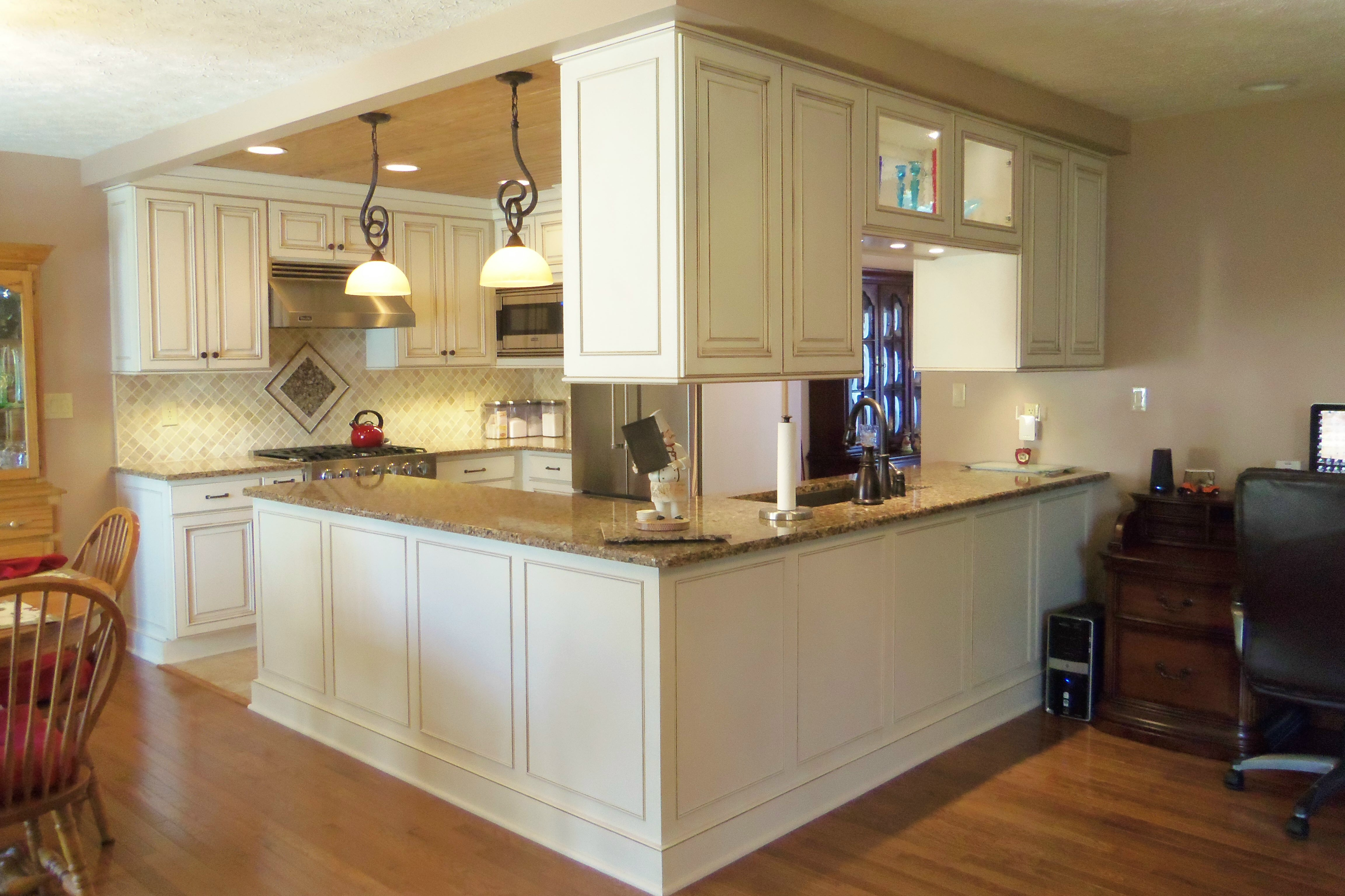 Kitchen Transformation in Sole Design Cabinetry