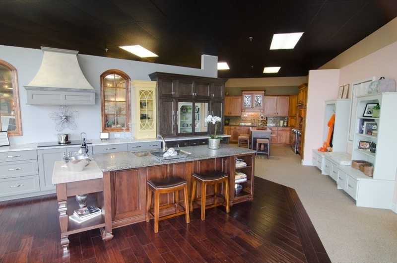 Standard Kitchen Bath Showroom Knoxville Kitchen Remodeling Mouser Custom Cabinetry