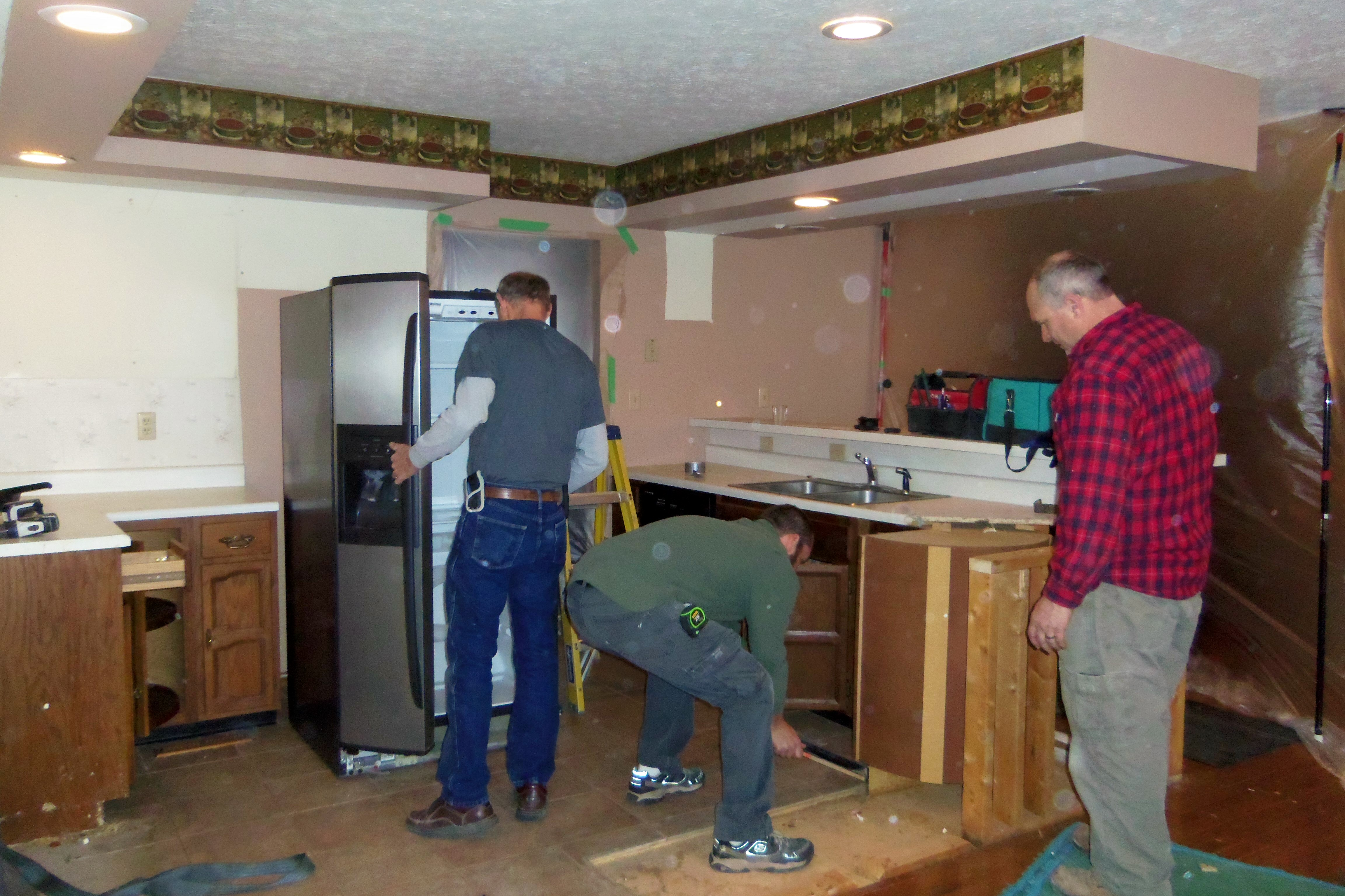 Kitchen Cabinets Knoxville Standard Kitchen Amp Bath Kitchen Transformation In Sole