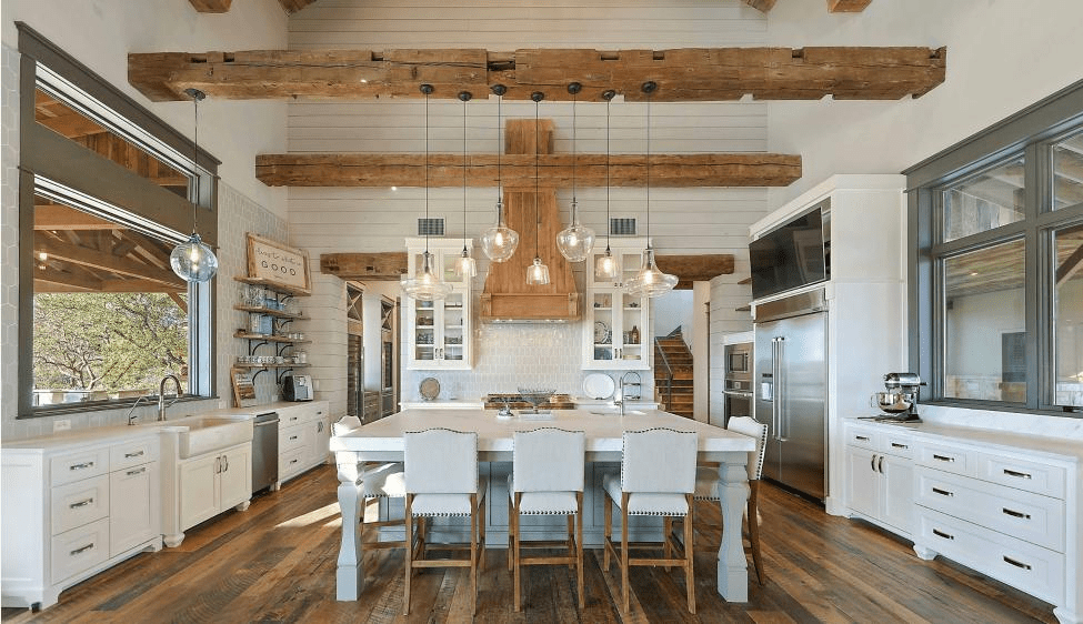 Top 3 Kitchen Styles For 2019