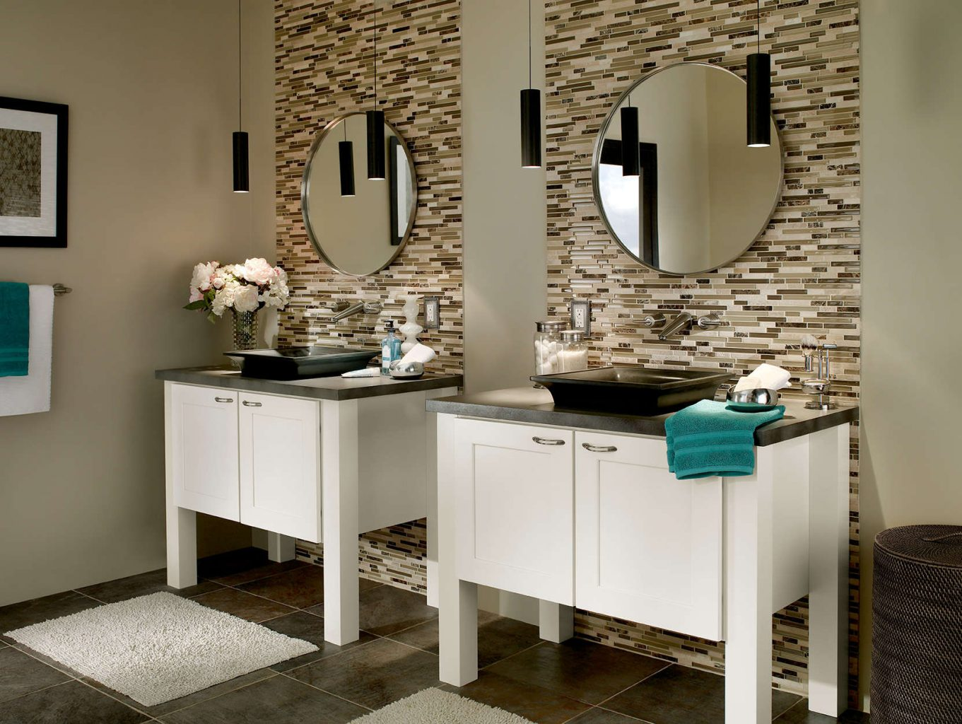 Bathroom vanities knoxville tn standard kitchen bath for Bathroom cabinets knoxville tn